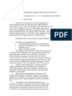 US Department of Justice Civil Rights Division - Letter - diwi1