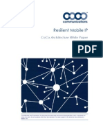 CoCo Architecture Whitepaper - Resilient Mobile IP