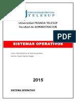 Sistema Operativo Telesup