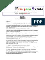 RUTH - Reina Valera 2000 _Versión Gratuita_ - Arte Para Cristo