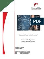 Brochure Genera Chile