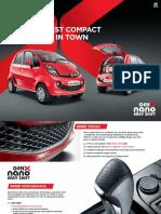 GenX Nano Brochure
