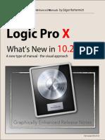 Logic Pro new 10.2