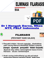 Sosialisasi Filariasis Materi Dr Aji