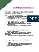 Concepto de Enajenación LIVA