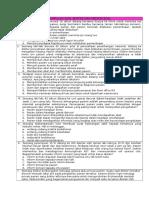 Kumpulan Soal Latihan Bioetik Dan Medikolegal
