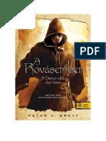 Peter v. Brett - A Rovásember