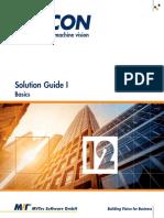 Halcon 12.0 Solution Guide i