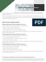 Techno-Economic Assessment About Propylene
