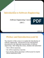 Slides of Software Engineering Consortium