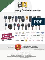 Catalogo General de Llaves y Controles RemotosPDF