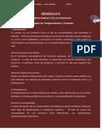 Temperamento PDF