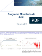 Presentacion BCR 2014