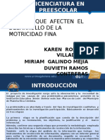 Diapositivas Motricidad Fina