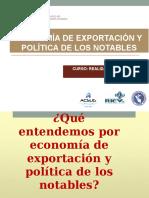 8VA CLASE . Econ. Exportación 2014-I