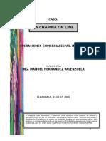 Caso La Chapina on Line