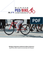 2016 Pedestrian and Bicyclist Safety Conference
