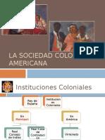 Administración Colonial.