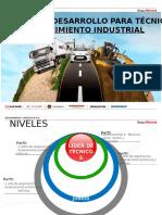 Entrenamiento Tecnicos Industrial