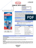 Loctite EPXY WELD T Tds