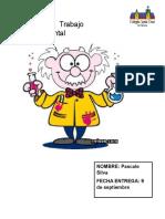 Informe Quimica Comun (Termodinamica)
