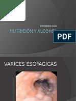 Nutrición y Alcohol