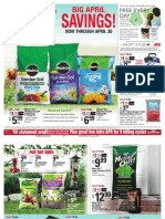 Seright's Ace Hardware April 2016 Red Hot Buys
