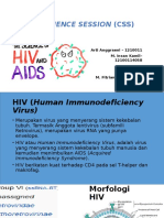 Case Science Session (Css) - Hiv & AIDS