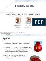 Heat Transfer in Solid and Fluids