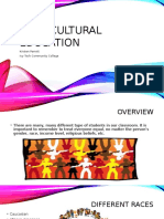 kristen parrott educ 255 00h mulitcultral education poster