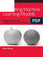 Evaluating Machine Learning Model