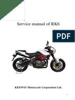 215060204 RK6 Service Manual