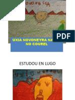 PRESENTACIÓN DE POWER POINT DE UXIO NOVONEIRA