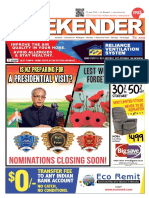 Indian Weekender 22 April 2016
