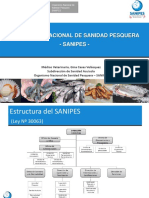 Organismo Nacional de Sanidad Pesquera - Sanipes