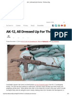 AK-12, All Dressed Up for the Dance - The Firearm Blog
