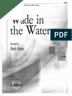 Wade in the Water Bien
