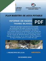 1. Informe de Ingeniería Tambo Blanco