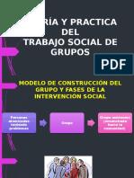 TRABAJO SOCIAL DE GRUPOS