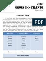 039 Anatomy Book Ossos Do Crânio