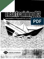 Lesetraining B2
