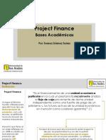 Project Finance en Español