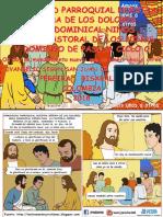 Hojita Evangelio Domingo v de Pascua c Serie