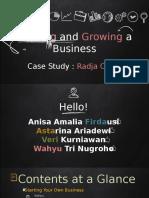 Presentasi Introduction to Business