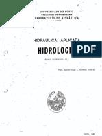 Hidrologia Alvares Ribeiro