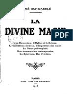 Schwaeblé René - La Divine Magie
