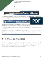 Trincas e Fissuras _ Seja Bem-Vindo Ao Blog Da Engenharia Civil!
