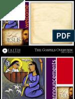 gospels overview