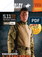 U.S. Cavalry Twenty TEN Spring Catalog