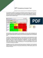 PetroSkills CAT Competency Analysis Tool
